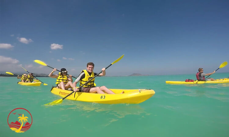 2-Hour Guided Kayaking Excursion2