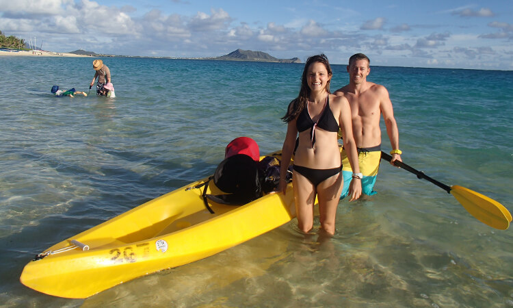 2-Hour Guided Kayaking Excursion3