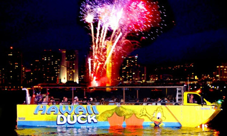 Fireworks by Duck