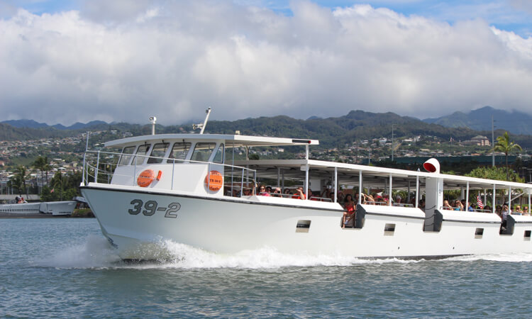 Group Tour Pearl Harbor Tour1