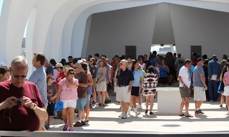 Group Tour USS Arizona Memorial and Pacific Aviation Museum