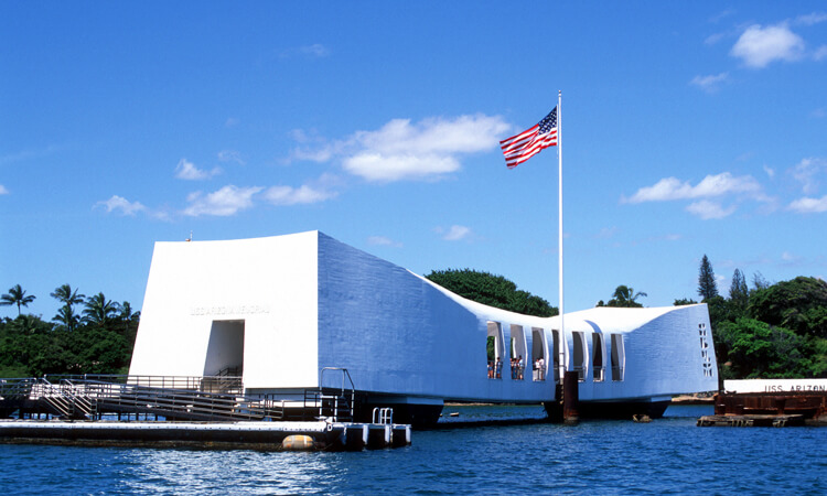 Group Tour USS Arizona Memorial and Pacific Aviation Museum2