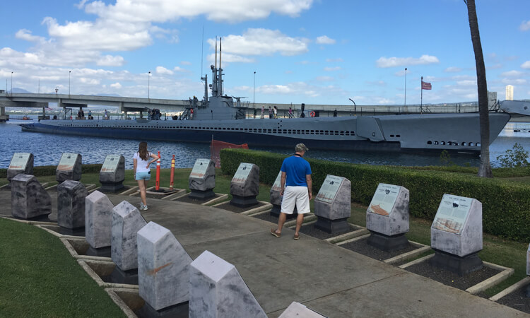 Group Tour VIP Deluxe Pearl Harbor Tour2
