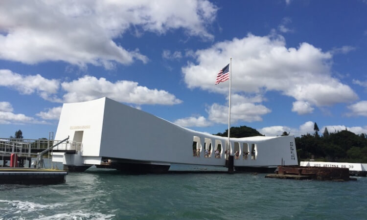 Group Tour VIP Pearl Harbor Tour1