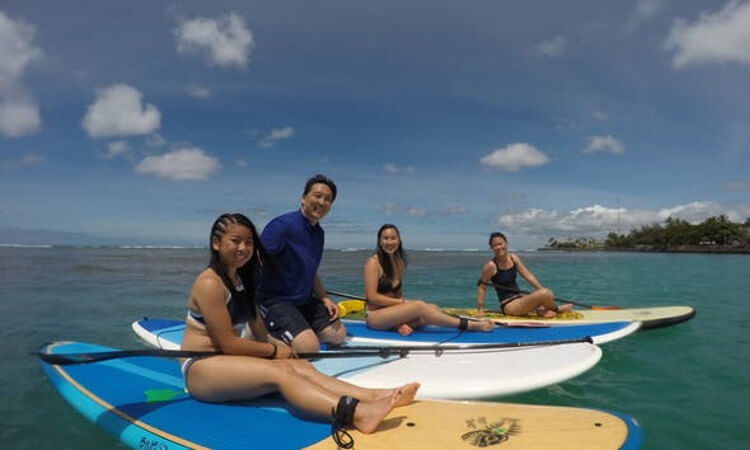 Private Stand Up Paddle Boarding Lesson and Tour1