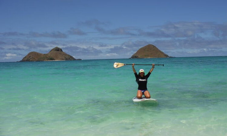 Private Stand Up Paddle Boarding Lesson and Tour2