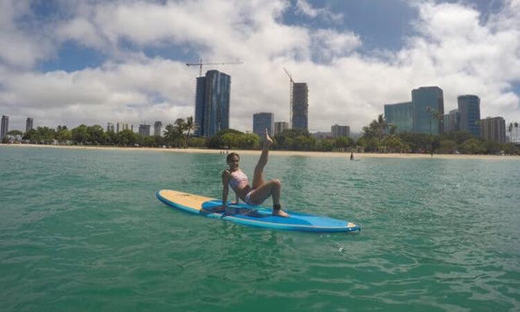 Private Stand Up Paddle Boarding Lesson and Tour4