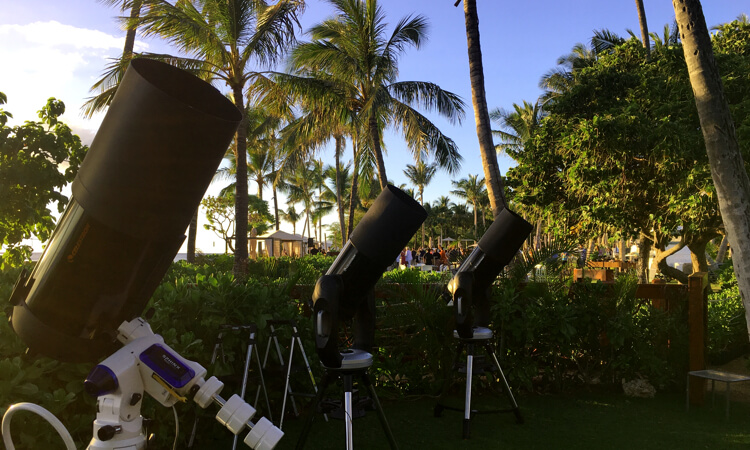 Star Show at Four Seasons Oahu2